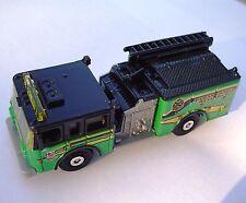2008 Pierce Dash Fire Truck. PARANORMAL RESEARCH Truck.  DVL88. Loose, Fresh.