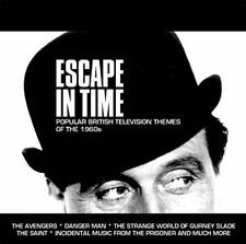 Escape In Time Popular British - Various Artists (NEW CD)