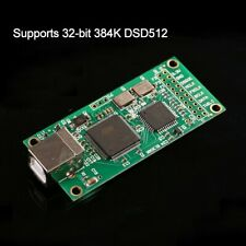 USB IIS Interface 384K DSD512 w/Same Chip Solution For Amanero Audio Interface
