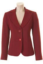 Busy Sparkle rot Damen Anzug Jacke Blazer