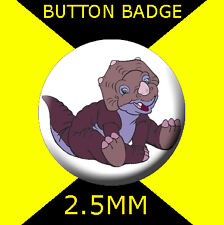 THE LAND BEFORE TIME CERA - CULT TV  2 -  Button Badge 25mm