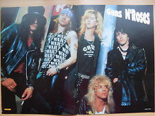 POSTER  *Guns N' Roses / Beck*