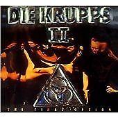 Die Krupps - Krupps II The Final Option Double CD