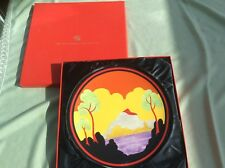 Wedgwood The Clarice Cliff Centenary Celebration Etna Ltd Edition Plate Boxed