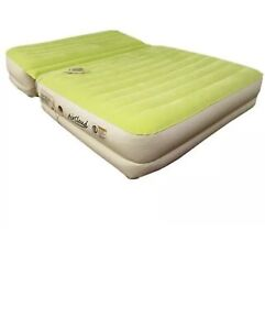 Air Cloud SLUMBER-MATIC Queen air mattress Adjustable Incline Bed Remote Control