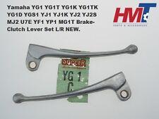 Yamaha YG1 YG1T YG1D YGS1 YJ1 YJ2 MJ2 U7E YF1 YP1 MG1T Lever Set L/R NOS SOCCER