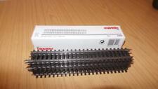 AJ48: Marklin HO Gauge 2200 Straight 1/1 = 180mm x 10 - Unused