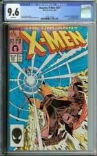 X-MEN #221 CGC 9.6 WHITE PAGES // 1ST APPEARANCE MISTER SINISTER 1987