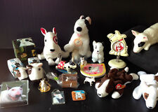 Bull Terrier Collection Lot of 19 Items