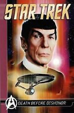 Star Trek Comics Classics: Death Before Dishonor TBP Graphic Novel Titan Books