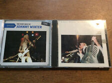 Johnny Winter [2 CD Alben] Nothin' But The Blues + Setlist:the Very Best of Live