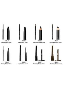 NYX Collection Noir Eye Liner BEL01, BEL02, BEL03, BEL04, BEL05, BEL06, BEL07