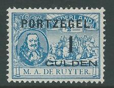 1907TG Nederland de Ruyter Portzegel  P43 postfris, mooi zegel! zie foto..