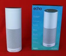 Amazon Echo Bluetooth WiFi Smart Speaker with Alexa 1st Generation - White & NEW
