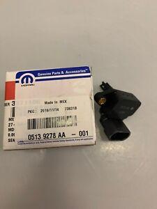 MOPAR Turbocharger Boost Pressure Sensor for 03-07 Ram Pickup Truck Diesel