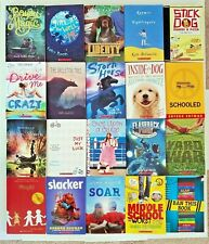Lot of 20 Fiction Summer Fun Reading Books Age 7 to 12 year Grade 3rd to 7th NEW