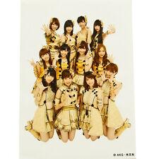 """AKB48 2011 Janken Guide Book"" photo Flying Get Atsuko Yuko Mayu Yuki Sae Rino"