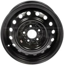 Wheel For 2013-2019 Nissan Sentra 16 Inch Steel Rim Black Painted 5 Lug 114.3mm