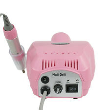 30000 RPM Manicure Electric Drill File Nail Art Pen Grinding Bits Machine Kit