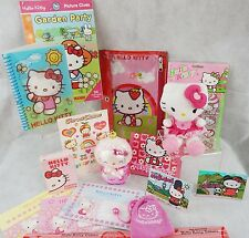 Hello Kitty Variety of Items Collection Lot
