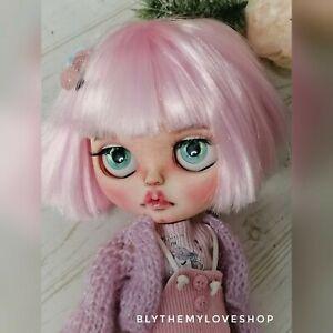 Custom blythe Sonja, ooak blythe, blythe doll, doll