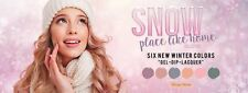 Kiara Sky Nail Polish SNOW PLACE LIKE HOME COLLECTION SPRING 2019 #597-602 6 PCS