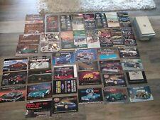New Listing40+ Franklin Mint Flyers Brochures Catalogs Paperwork Foldouts Die Cast Cars