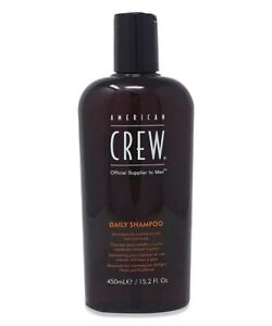 American Crew Classic Daily Shampoo Normal to Oily Hair 15.2 OZ