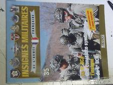 14µ?  Fascicule seul Insignes Militaires France n°35 6e BCA De Reynies Norvege
