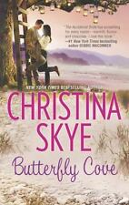 Butterfly Cove by Christina Skye (2013, Paperback), comb'd shpg discount @.75