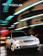 2006 06 Ford Focus original sales brochure MINT