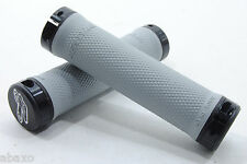 Renthal Soft Lock On Light Gray Mountain Bike Handlebar Grips