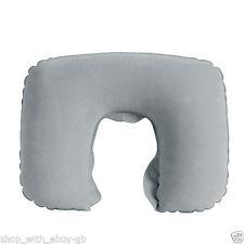 Almohadas de viaje gris