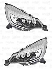 Led Headlight Front Lamp Set Fits Citroen Ds3 Cabrio Hatchback Ds 2010-