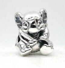 New Authentic PANDORA LUCKY ELEPHANT Charm #791902 Pandora TAG & BOX Included