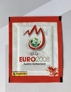 Panini Euro 2008 Sticker Pack Tuten Pochetta