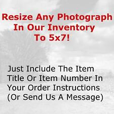 Change Any Photo From Our Inventory to Size 5x7 - Use The Image Title or Number