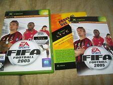 FIFA 2005 PAL ITALIANO COMPLETO CONTOVENDITA