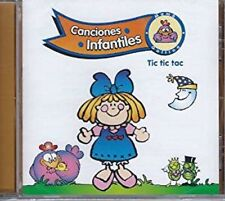 Canciones Infantiles - Tic Tic Tac (CD, 2001)