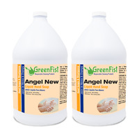 GreenFist Liquid Hand Soap Angel New Hand Wash Refill (2 X 1 Gallon)
