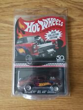 Hot Wheels 50th Anniversary 2018 Mail-in '55 Chevy Bel Air Gasser in Protector