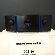 Marantz PM-10 Integrated Amplifier - Reference Series - Made In Japan - Complete