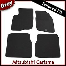 Mitsubishi Carisma Tailored Fitted Carpet Car Mats GREY (1999 .. 2002 2003 2004)