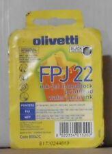 Olivetti fpj 22 tinta Black jp 150ws 190 OFX 500 520 525 560 1000 1100 1200 2100