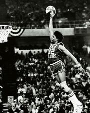 Rare Classic JULIUS ERVING DR. J 1976 ABA Slam Dunk Contest Premium POSTER Print
