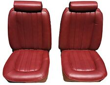1976-1978 Mustang II Upholstery Kit - Front Bucket, New - All colors available