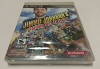 Jimmie Johnson's Anything With an Engine (Sony PlayStation 3, 2011) PS3 NEW
