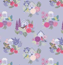 Lewis & Irene - Grandma's Garden Birdhouses on Lilac