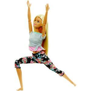 Barbie cute pose! Blonde FTG81