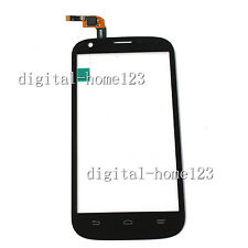 Touch Screen Digitizer New Replacement For ZTE Blade Q Maxi Black